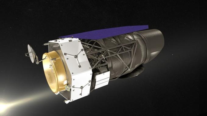 WFIRST 위성 - NASA 제공